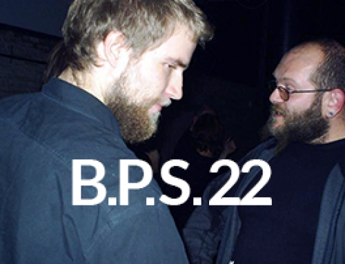 B.P.S.22 – Space for Contemporary Creation – Charleroi BE