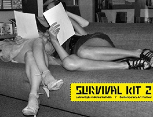 SURVIVAL KIT 2 – Latvian Centre for Contemporary Art, Riga LV