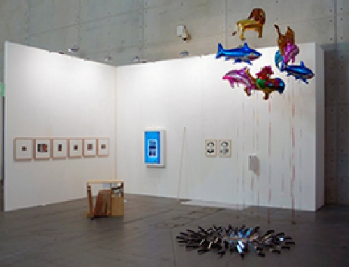 ARTISSIMA 17 ART FAIR – TORINO, IT (with Gonzalez y Gonzalez Gallery)