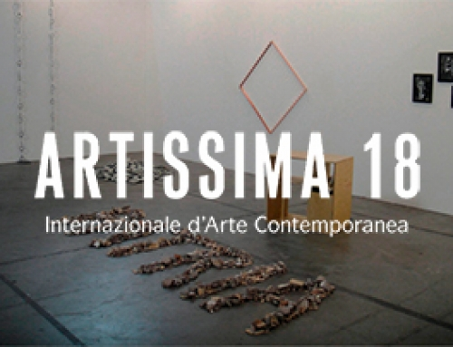 ARTISSIMA 18 ART FAIR – TORINO, IT (with Gonzalez y Gonzalez Gallery)