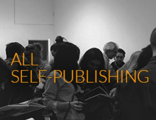 ALL SELF PUBLISHING – The Private Space, Barcelona ES
