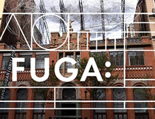 FUGA – Fundació Antoni Tàpies, Barcelona ES