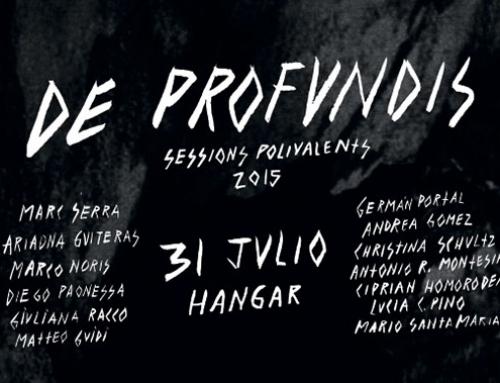 """POLIVALENTES #8  """"De Profvndis""""  – Barcelona ES"""